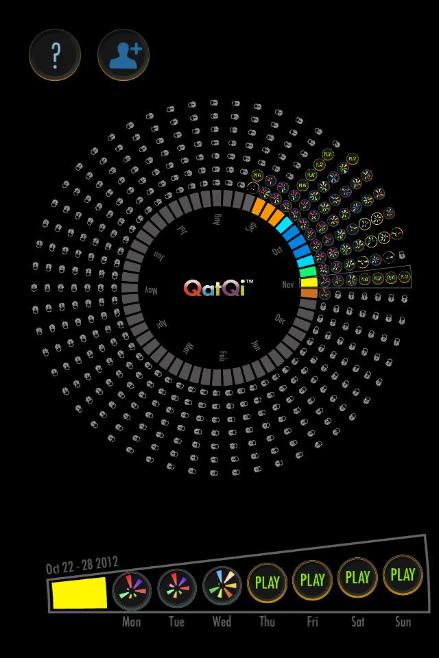iPhone 4 menu - good screen shot