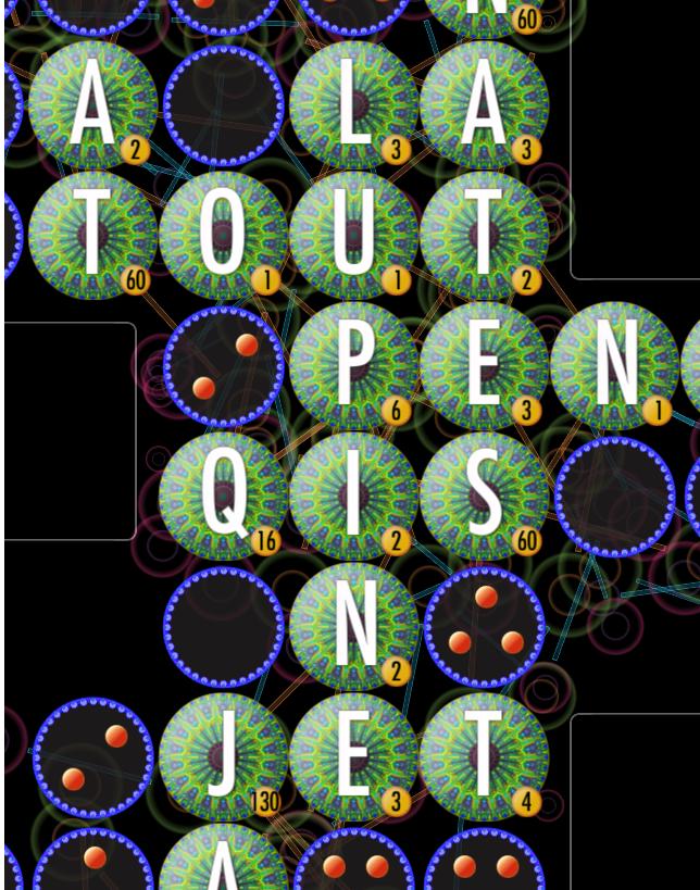 Three Letter Word Screen Shot